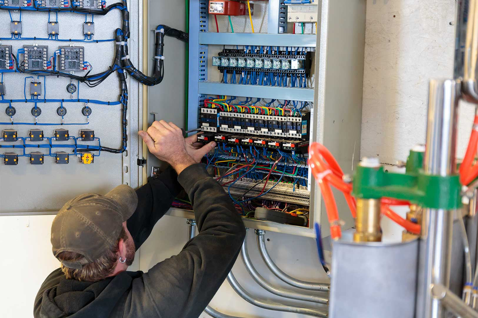 Industrial Wyer Electrical Services Ltd Wiring Industrial3
